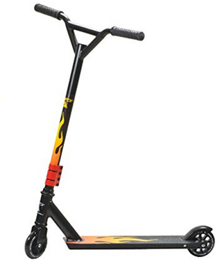 Urban Wheelz Land Surfer Scooter