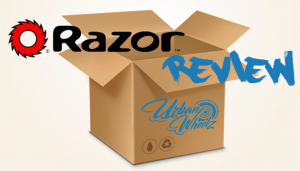 Urban Wheelz Razor Pro Review