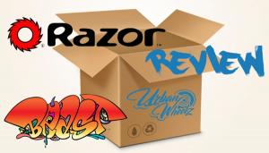 Urban Wheelz Razor Beast Review