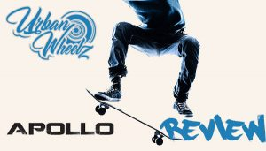 Apollo Fancy Cruiser Skateboard Review
